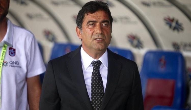 Trabzonspor'da Ünal Karaman'ın sözleşmesi uzatılıyor