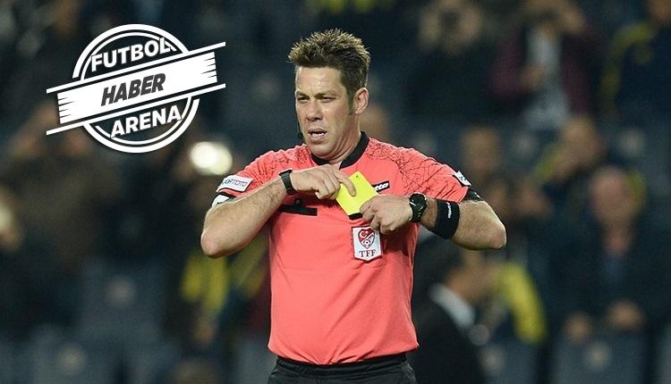 Trabzonspor'dan Fırat Aydınus'a penaltı tepkisi