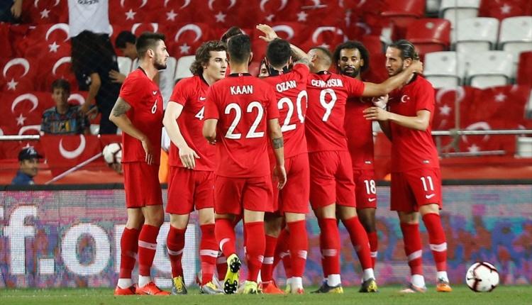 Türkiye 2-1 Yunanistan maç özeti (İZLE)