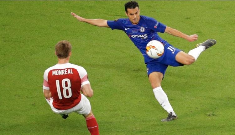 UEFA Kupası şampiyonu Chelsea!