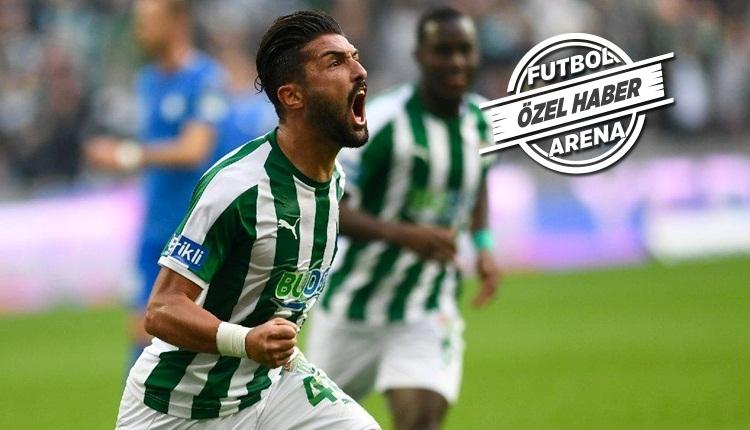 Umut Meraş transferi için Beşiktaş ve Fenerbahçe yarışıyor