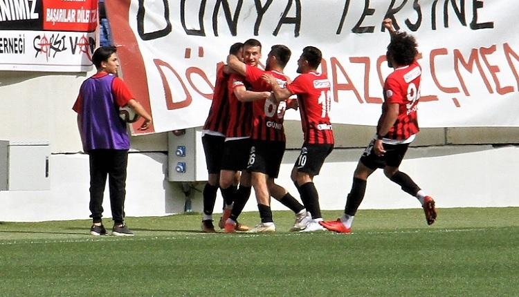 Van Belediyespor TFF 2. Lig'de! (Van Bld 2-1 Erokspor maç özeti ve golleri)