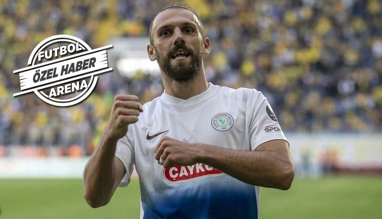 Vedat Muriqi'den transfer kararı! Fenerbahçe