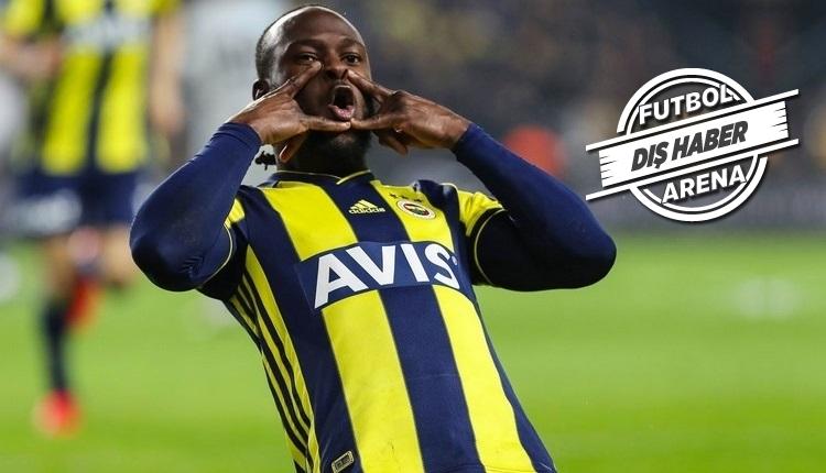 Victor Moses, İngilizlere Fenerbahçe'yi anlattı!
