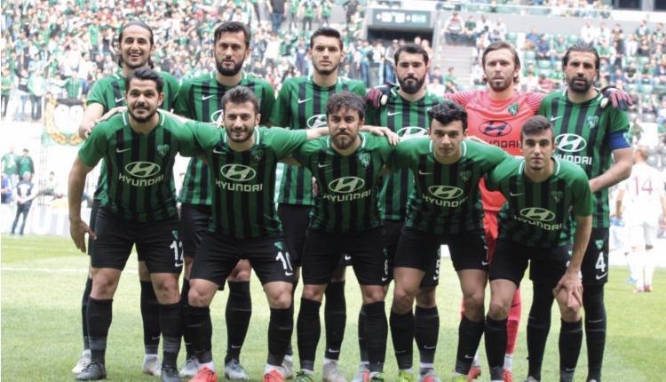 Yeni Çorumspor 0-1 Kocaelispor maç özeti ve golü (İZLE)
