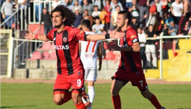 Yeni Çorumspor 1-1 Serikspor seri penaltı atışları (İZLE)