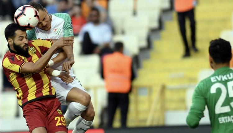 Yeni Malatyaspor 1-2 Bursapor maç özeti ve golleri (İZLE)