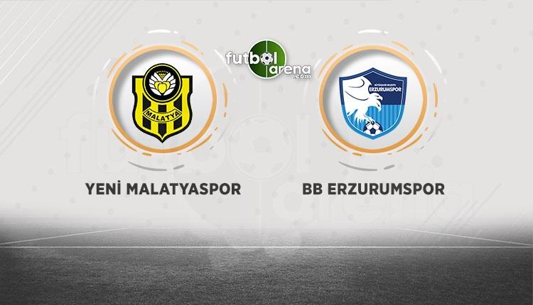 Yeni Malatyaspor - BB Erzurumspor canlı şifresiz (İZLE)