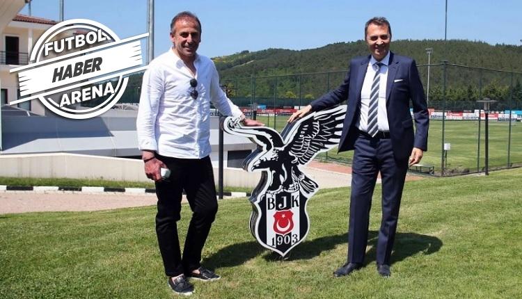 Abdullah Avcı'nın ilk sözleri: 'Beşiktaş'ın duygusu çok başka'