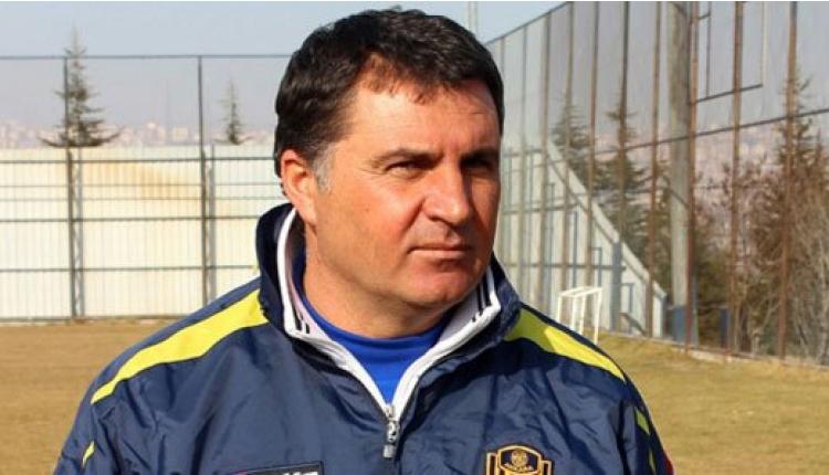 Ankaragücü'nde Mustafa Kaplan istifa etti