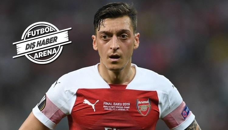 Arsenal, Mesut Özil'i satmak istiyor! F.Bahçe, G.Saray ve Beşiktaş