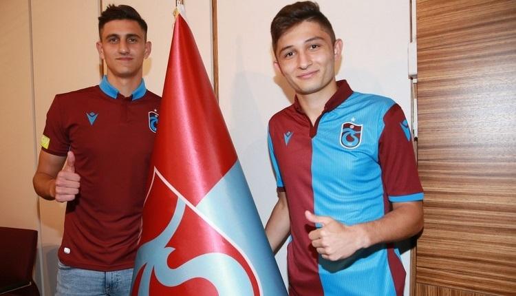 Atakan Gündüz ve Salih Kavrazlı kimdir? Trabzonspor'dan 2 transfer