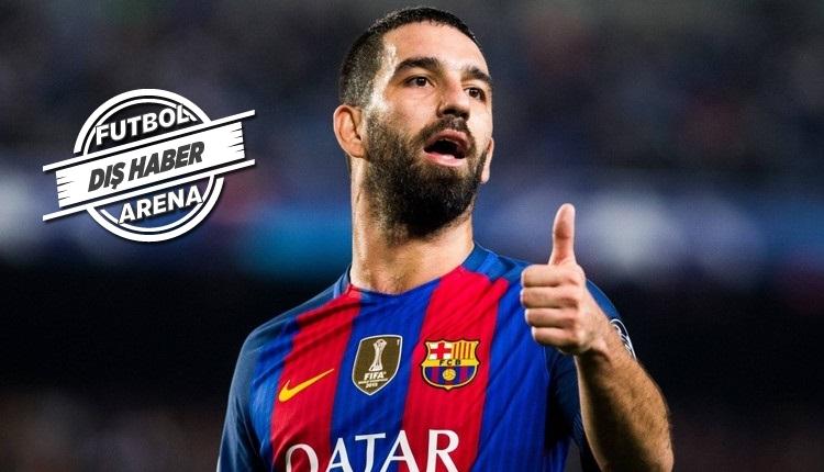 Barcelona'dan Arda Turan kararı! Transfer