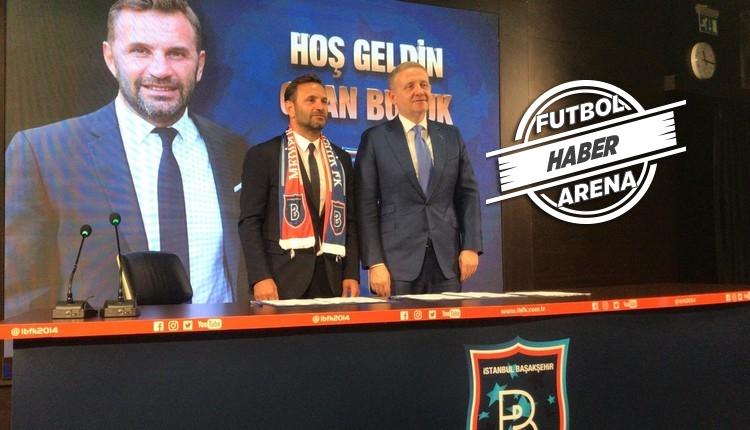 Başakşehir, Okan Buruk ile imzaladı! Transfer açıklaması