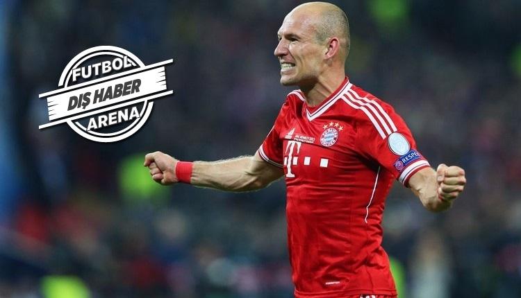 Beşiktaş için transferde Robben iddiası