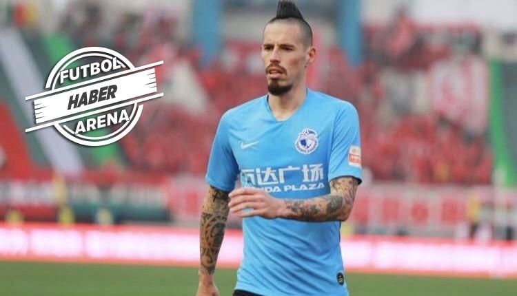 Beşiktaş, Marek Hamsik'i transfer edecek mi?