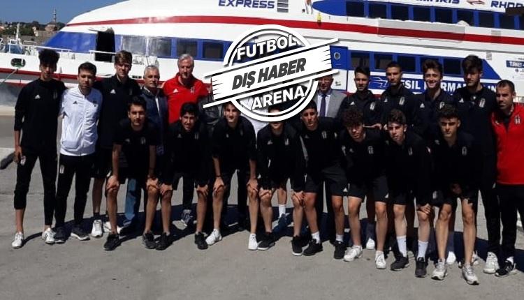 Beşiktaş U16 takımında seks skandalı! Bild'in iddiası