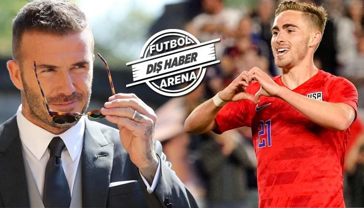 Beşiktaş'ın Tyler Boyd transferine David Beckham engeli