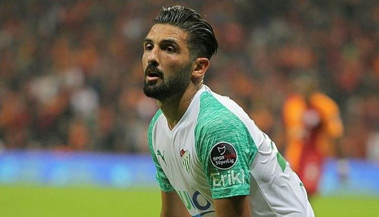 Beşiktaş'ın Umut Meraş transferi için Bursaspor'dan ilk resmi açıklama