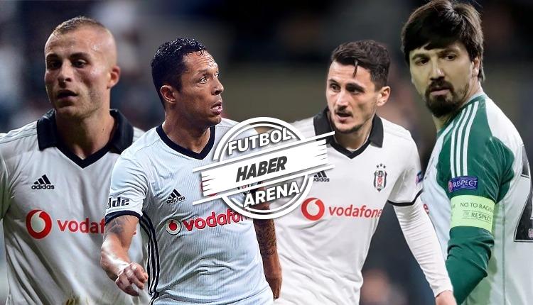 Beşiktaş'ta sözleşmesi biten futbolculardan kimler kalmalı?