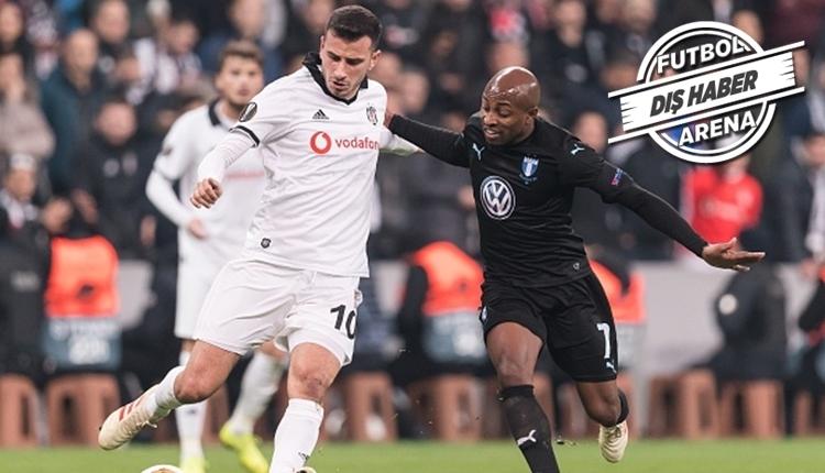 Beşiktaş'tan Fouad Bachirou sürprizi! (Fouad Bachirou kimdir?)