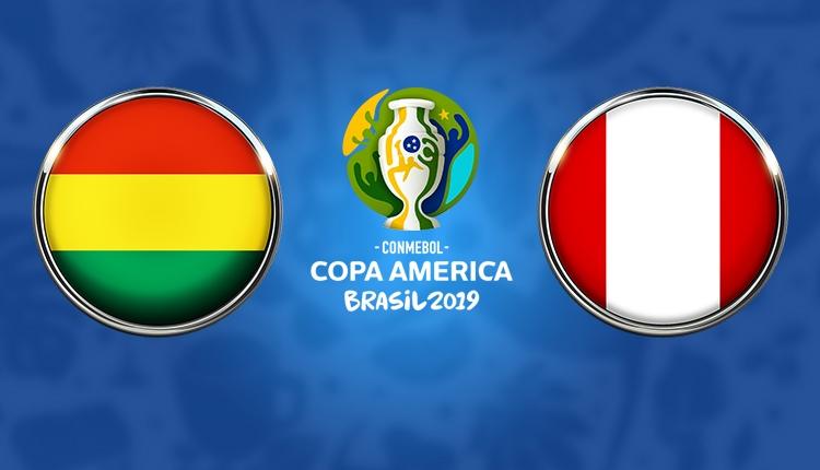 Bolivya - Peru canlı izle (TRT Spor canlı izle)