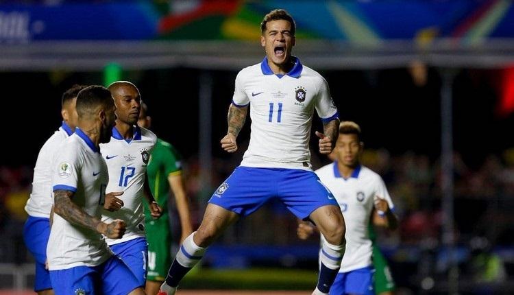Brezilya 3-0 Bolivya maç özeti ve golleri İZLE