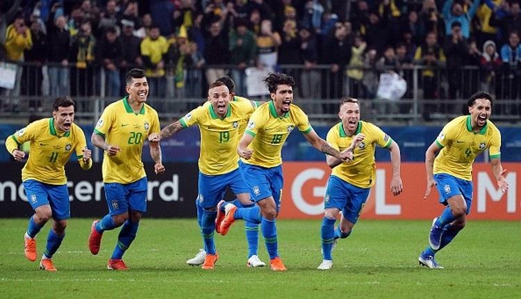 Brezilya 4-3 Paraguay maç özeti ve golleri İZLE