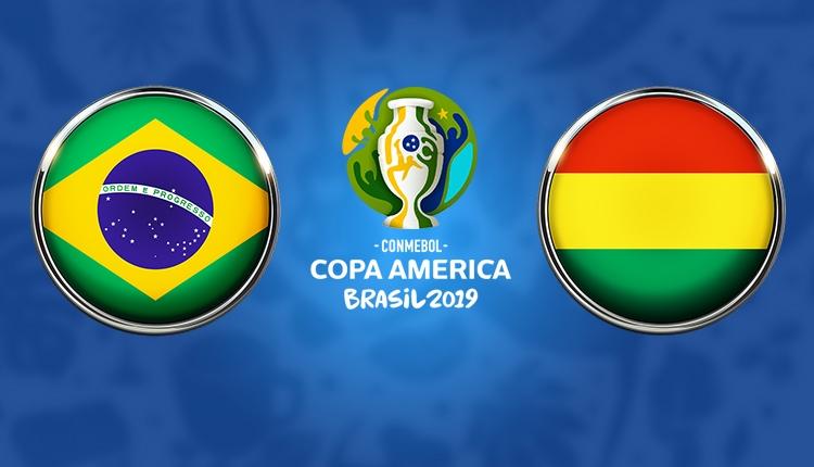 Brezilya - Bolivya canlı, şifresiz izle (TRT Spor Brezilya Bolivya canlı izle)