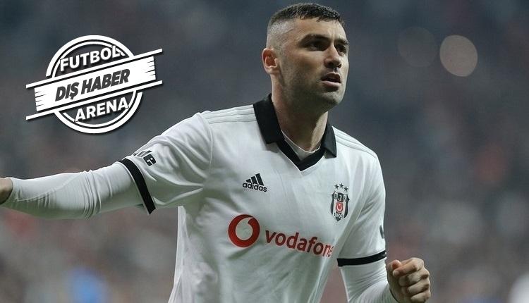 Burak Yılmaz'ın menajeri transferi açıkladı! Beşiktaş'ın kararı