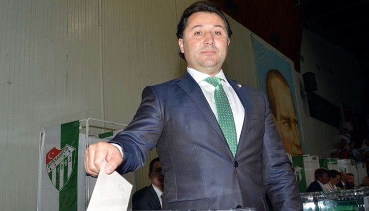 Bursaspor'un yeni başkanı Mesut Mestan kimdir?