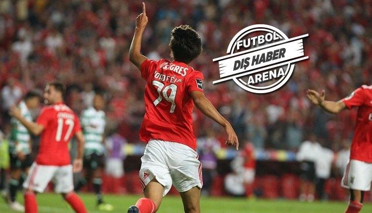 Çılgın transfer! Joao Felix, 126 milyon avroya Atletico Madrid'de