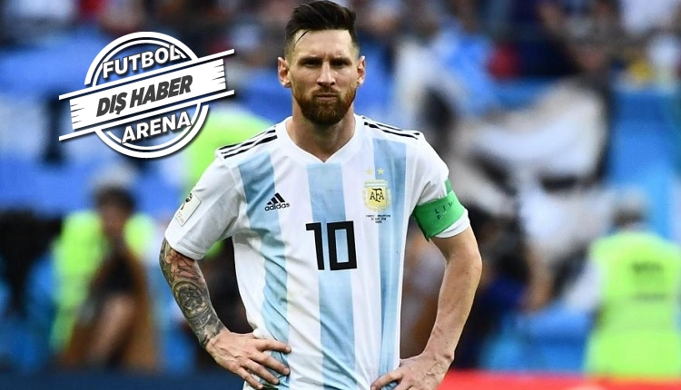 Copa America'da Arjantin şoku! Messi duruma el attı