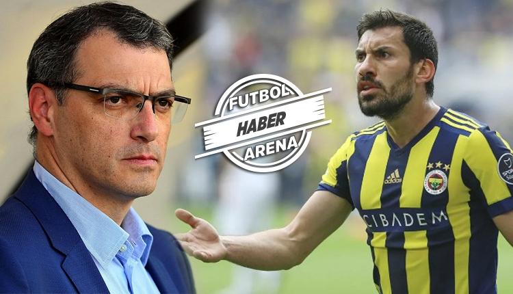 Fenerbahçe Transfer Haberleri: Damien Comolli'den Şener Özbayraklı'ya: