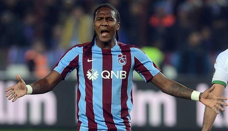 Denizlispor'un Hugo Rodallega transferi iptal mi oldu? Denizlispor'dan Rodallega açıklaması