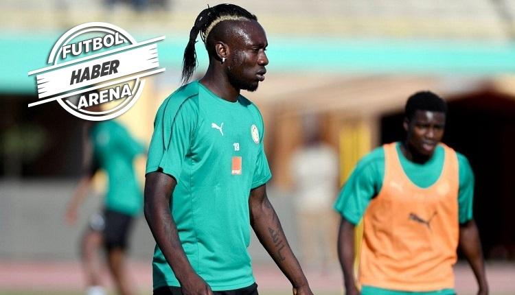 Diagne Senegal - Cezayir maçında öyle bir gol kaçırdı ki