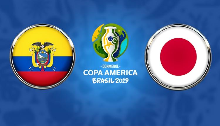 Ekvador - Japonya, Copa America maçı İddaa tahmini