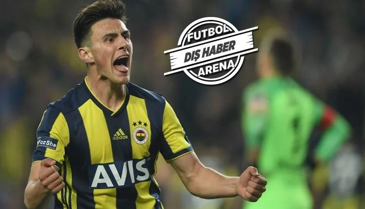 Elif Elmas'tan transfer açıklaması: