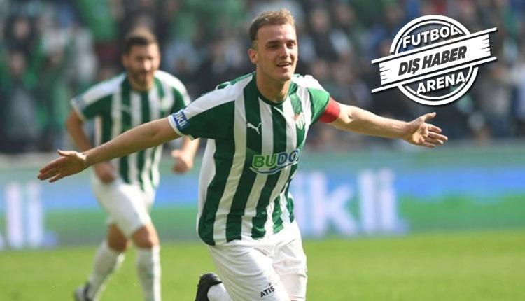 Bursaspor Transfer Haberleri: Ertuğrul Ersoy için Lecce'den transfer açıklaması