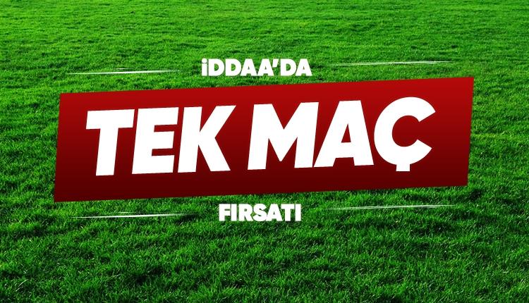 Fenerbahçe - Anadolu Efes finaline İddaa'da TEK Maç müjdesi