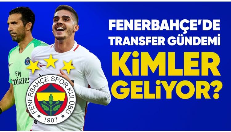 Fenerbahçe transferde hangi oyuncuları almalı? (FB transfer haberleri 2019)