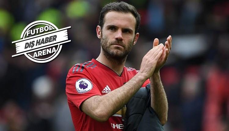 Transfer Haberleri: Fenerbahçe ve Galatasaray için Juan Mata iddiası