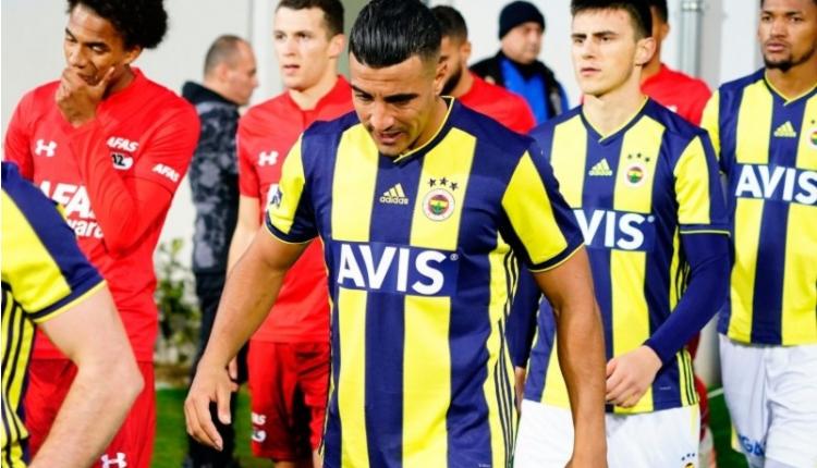 Fenerbahçe'nin hazırlık maç programı belli oldu