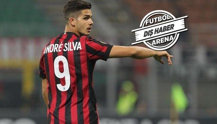 Fenerbahçe'ye Andre Silva transferinde West Ham rakip