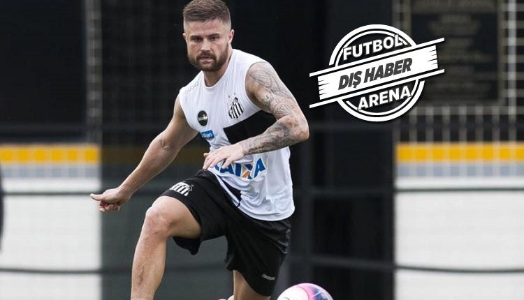 Fenerbahçe'ye Santos'tan yeni sambacı Eduardo Sasha