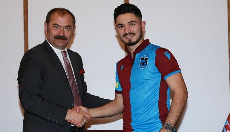 Fıratcan Üzüm kimdir? Fıratcan Üzüm'ün mevkisi ve transfermarkt bilgileri (Trabzonspor'un yeni transferi Fıratcan Üzüm)
