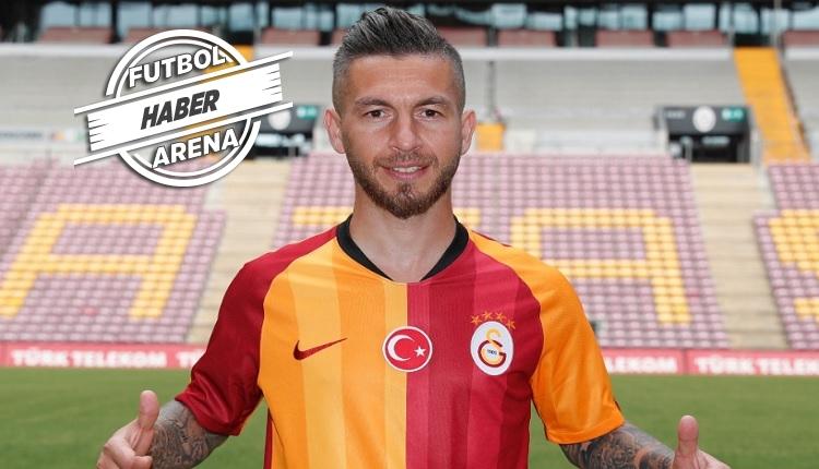 Galatasaray Adem Büyük transferini KAP'a bildirdi