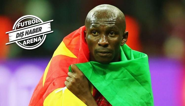 Galatasaray için transferde Stephane Mbia iddiası