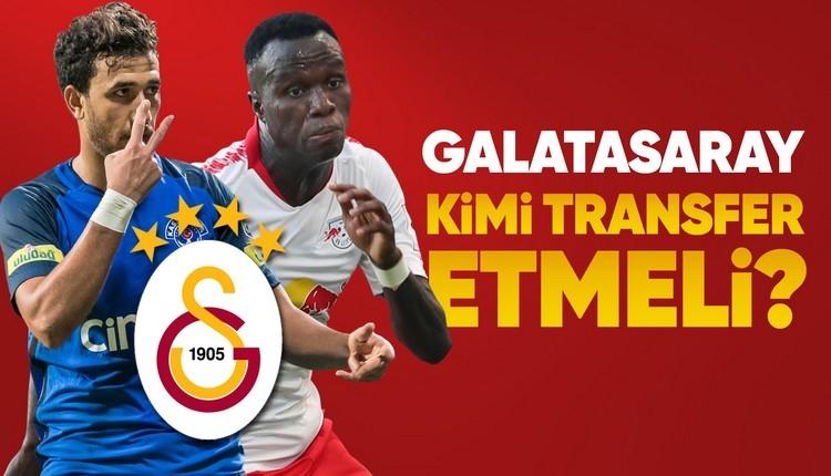 Galatasaray transferde hangi oyuncuları almalı?
