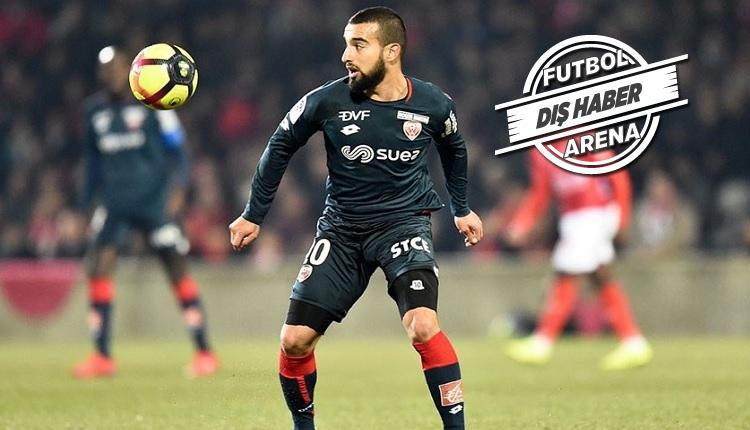 Galatasaray ve Başakşehir transferde karşı karşıya (Naim Sliti)